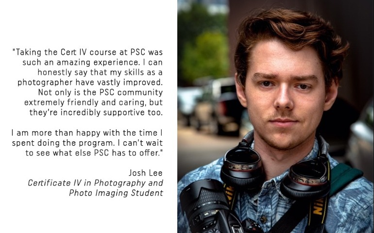 Certificate IV in Photography and Photo Imaging