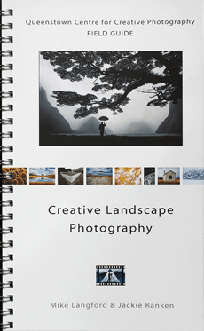Creative Landscape Photography - Mike Langford & Jackie Ranken